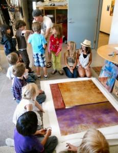 july 2011 camp tannery arts scott and camper kids  067